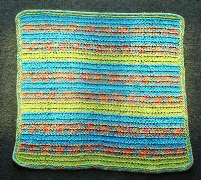 knitting ridges striped ridges baby blanket knitting pattern free baby