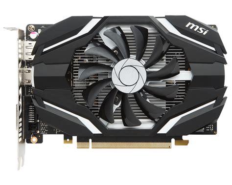Msi Gtx 1050ti Gaming X 4gb Ddr5 128bit 1 msi gtx 1050 ti 4gt oc