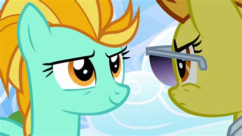 my little pony lightning dust coloring pages image spitfire and lightning dust s3e07 png my little