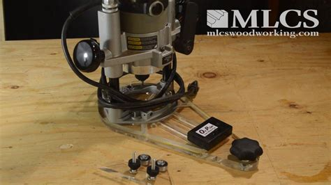 mlcs woodworking mlcs woodworking onpoint router baseplate new features and