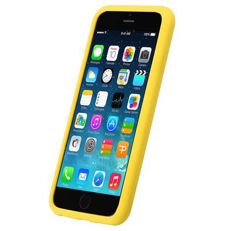 Iphone Yellow Melkco Silikonovy Wrist Iphone 6s Yellow