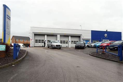 Peugeot Garage Wrexham aldi not coming to our wrexham site says garage