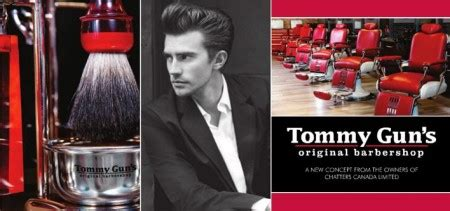 haircut specials calgary hot deal tommy gun s original barbershop 29 for a wash