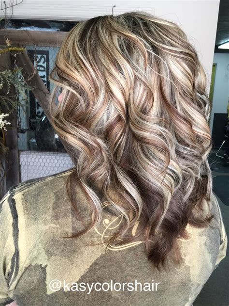 can you rinse blonde highlight and brown lowlight at the same time blonde highlight brown lowlight kasycolorshair