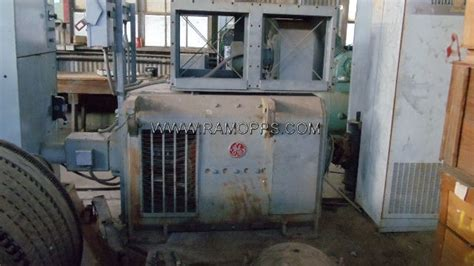 500 hp dc motor 500hp ge dc motor for sale