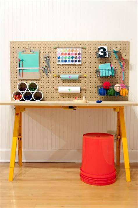 diy kid crafts 4 easy steps for setting up crafting area for diy and crafts