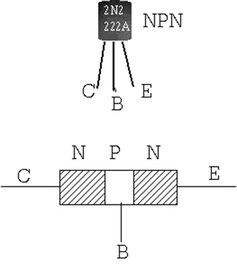 datasheet transistor npn 2222 hardware schematic for memory interface chips