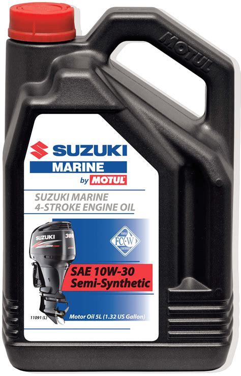 motul suzuki marine  engine oil