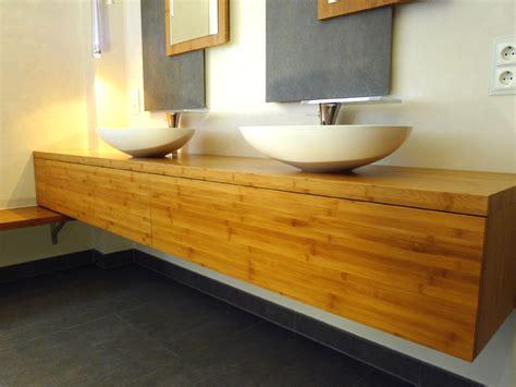 waschtisch bambus bad in bambus singer schreinerei