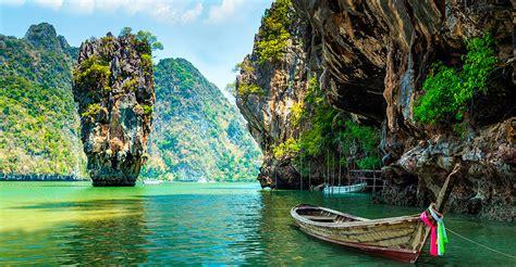 James Bond Island Phang Nga Bay Tours Island Homes Phuket