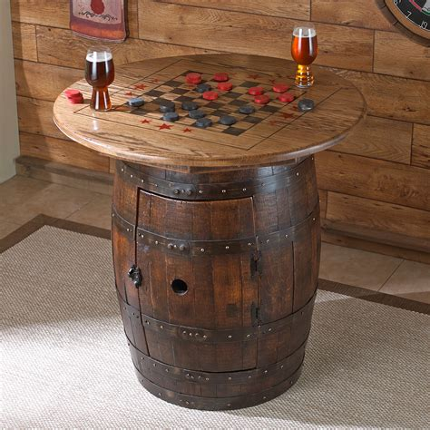 whiskey barrel kitchen table beautiful dining room barrel tables whiskey barrel furniture