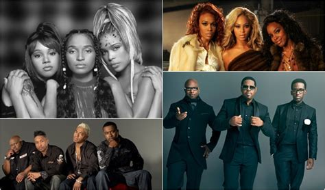 Top 10 R&B Groups From The '90s - Singersroom.com R And B Artists 1990s