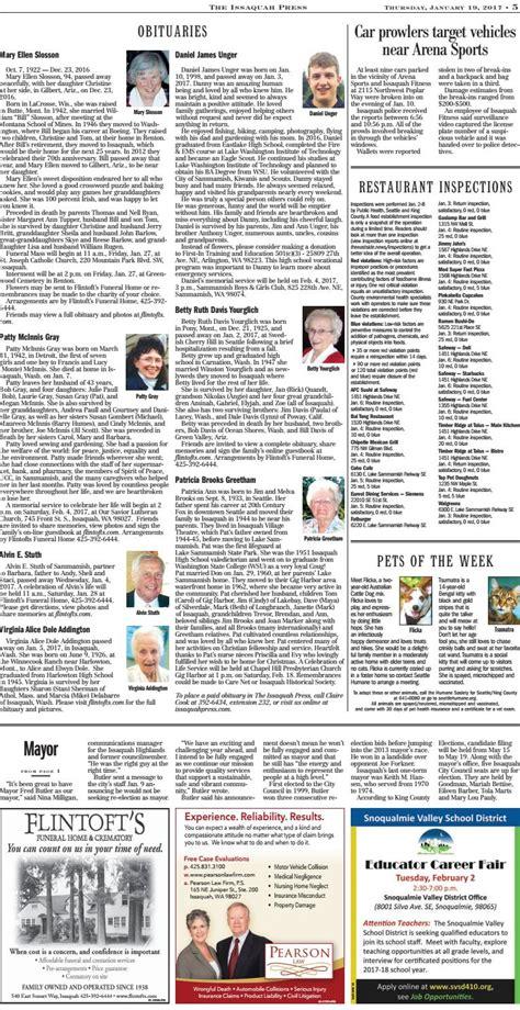 ancestral footprints the issaquah press news sports issaquahpress011917 by the issaquah press page 5 issuu