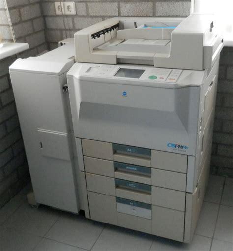 Mesin Fotocopy Minolta Ep 5000 Diversen