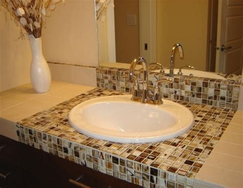 Solid Glass Countertops by 1000 Images About Mosaic Ideas On Mosaic
