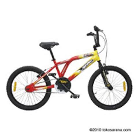 Sepeda Bmx 18 Type 6601 Gading Bike