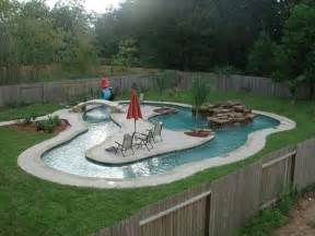 Awesome Backyard Pools 29 Amazing Backyards Cool Backyard Ideas For Your House
