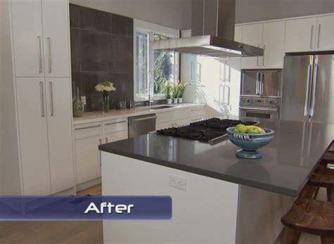grey quartz countertops white cabinets season 2 episode 6 lica nicholas the scott brothers