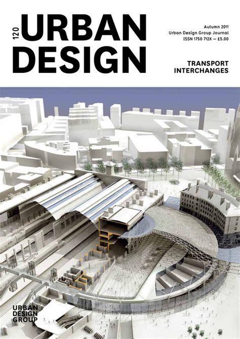 Journal Urban Design Home | udginterchange