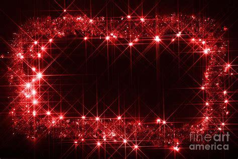 christmas lights frame photograph by florea marius catalin