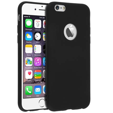 Coque Iphone 6 Apple by Coque Iphone 6 Noir Apple