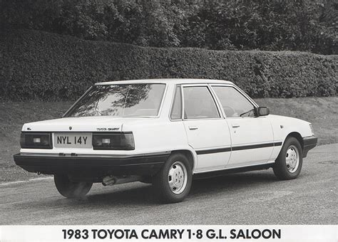 1983 toyota camry 1983 toyota camry information and photos momentcar