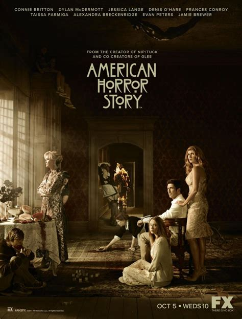 American Horror Story Murder House by American Horror Story Murder House Tv Series 2011