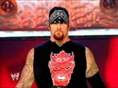 undertaker theme rollin dead man walking youtube
