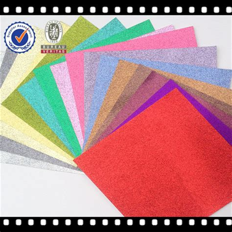 Glitter Paper Craft - wholesale 12 12 quot glitter paper for crafts alibaba