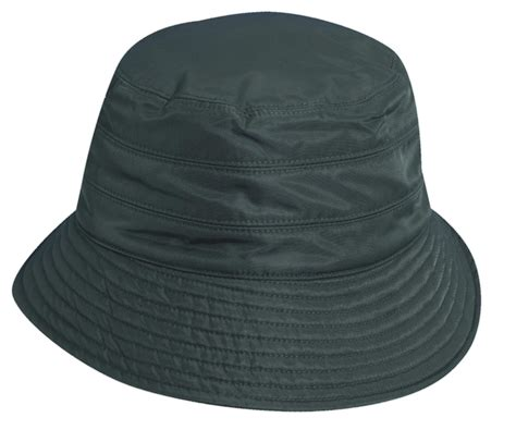 womens waterproof 3 inch brim lined hat by