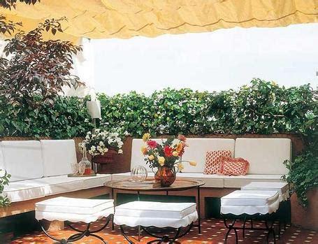 decorar patio con bancos decoracion dormitorios 187 bancos de obra para jardin