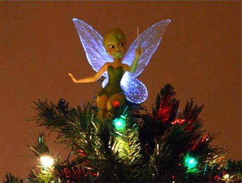 tinkerbell tree toppers for christmas trees 50 best tinkerbell tree images on tree trees and
