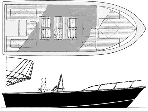 Wood Boat Plans Center Console