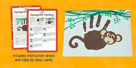 new year monkey handprint best 25 new year monkey ideas on