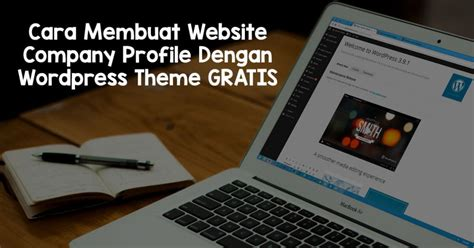 cara membuat website online dengan xp cara membuat website company profile wordpress gratis