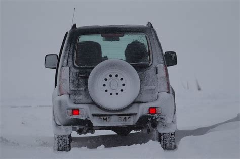 Suzuki Jimny In Snow Suzuki Jimny Snow Technical Details History Photos On
