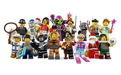 Lego 8833 Minifigures Serie 8 Complete Set 16 Pcs series 8 minifigures