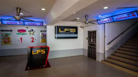 lfs lotus five lfs prangin mall cinema in georgetown