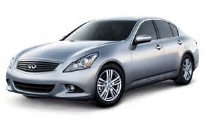 Infinity G25 2011 Infiniti G25 With Energy Efficient Powertrain