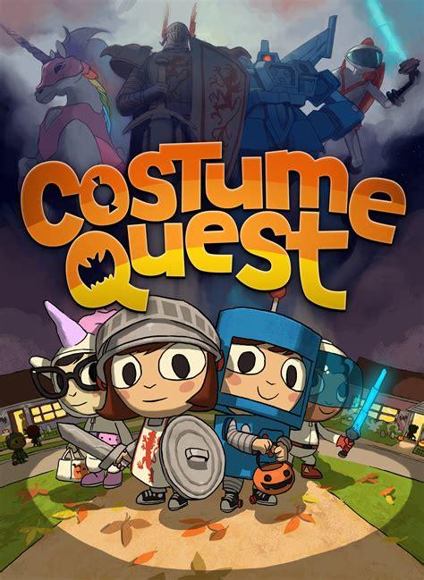 costume quest rpg site