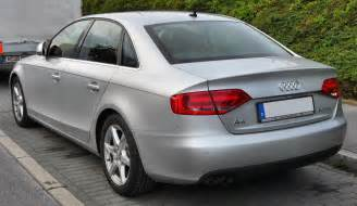Audi A4 B8 2010 2010 Audi A4 Sedan B8 Pictures Information And Specs