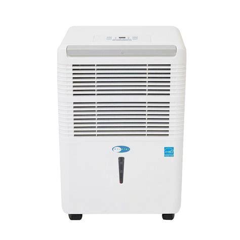 soleus air 45 pint dehumidifier hct d45e a the home depot