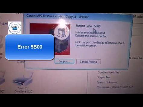 cara reset printer canon ip2770 error 5b00 how to fix canon mp287 error e08 or ip2770 error 5b00