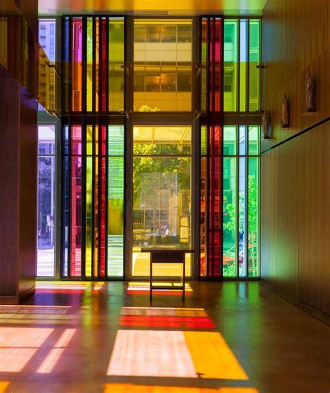 designboom interior olson kundig architects flood gethsemane church in color