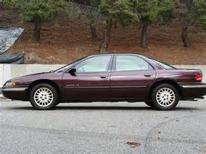 1997 Chrysler Lebaron 1997 Chrysler Concorde Overview Cargurus