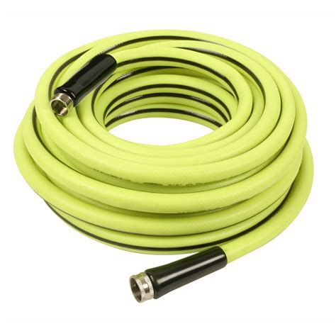 Zillagreen Garden Hose Flexzilla 5 8 In X 75 Ft Zillagreen Garden Hose W 3 4 Inch
