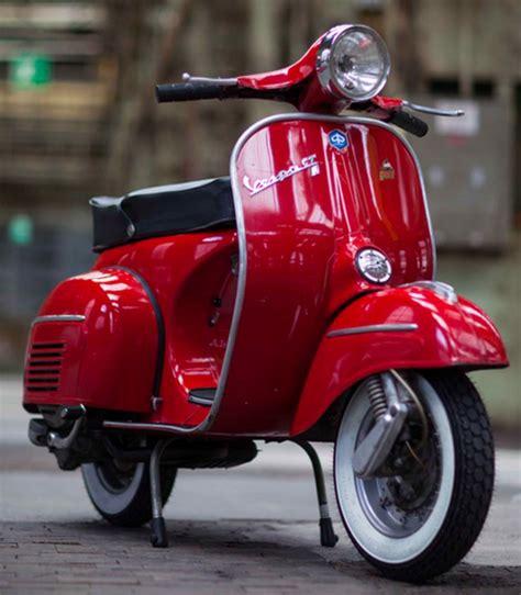 Fahrrad Lackieren Welcher Lack by Vespa Gtr Rosso Corallo 880 Originallack Vespa