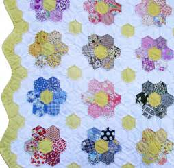 grandmother s flower garden quilt q is for quilter