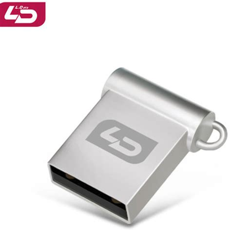 Flashdisk Mini Clear 8gb ld usb 2 0 flash drive mini waterproof v8 8gb silver jakartanotebook