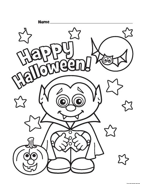 printable halloween pictures free coloring pages of halloween